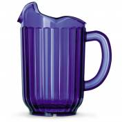 Vollrath, Traex Tuffex Beverage Pitchers, 6010-44, 60 Oz., Cobalt Blue - Pkg Qty 12
