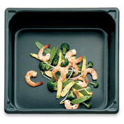 """1/3 Size 2-1/2""""D Pan With Steelcoat X3™ - Pkg Qty 6"""