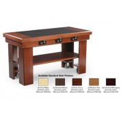 "Vollrath, Induction Buffet Table, 7552384, Dark Red Mahogany, 76"" X 30"""