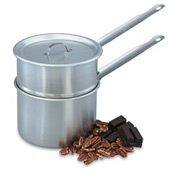 Vollrath Double Boiler 2 Qt., Bottom, Stainless Steel  - 77021