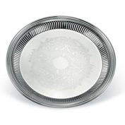 Vollrath® Esquire™ Extra Large Round Tray - Pkg Qty 3
