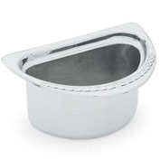 Miramar™ Stainless Steel 1.7 Qt Oval Food Pan