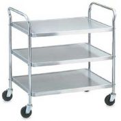Vollrath, Thrift-I-Cart, 97167, 500 Lb. Capacity, 3 Shelf