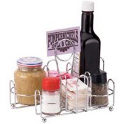 Vollrath, Dripcut Wire Rack Condiment Caddy, WR-1000 - Pkg Qty 6
