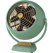 Vornado® CR1-0224-17 VFAN Jr. Retro Air Circulator, 120V, Green