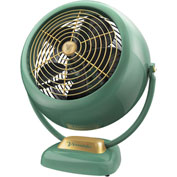 Vornado® CR1-0230-17 VFAN Sr. Retro Air Circulator, 120V, Green