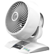 Vornado® CR1-0240-43 Compact Energy Smart Air Circulator, 120V, Ice White