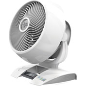 Vornado® CR1-0241-43 Mid Size Energy Smart Air Circulator, 120V, Ice White