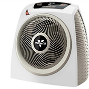 Vornado Whole Room Electronic Digital Vortex Heater AVH10, 750/1500W, Ice White