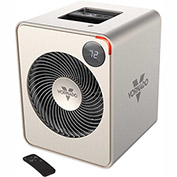 Vornado Whole Room Metal Heater VMH500, 750/1500W, With Remote, Metallic Champ