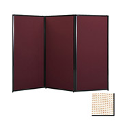 "Privacy Screen, 88"" Fabric, Sand"