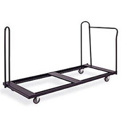 Virco HTT6 Flat Mobile Table Cart 6'