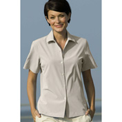 Women's Vansport™ Woven Camp Shirt