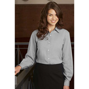 Van Heusen Women's Easy-Care Classic Pincord Shirt