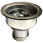 Wal-Rich® 0515006 Deep-Cup Stainless Steel Duo Strainer - Pkg Qty 11