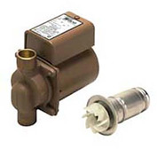 Taco® Flanged Cartridge Circulator 006-IFC® 115V With Integral Flow Check 006-F7-IFC