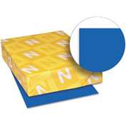 "Neenah Paper Astrobrights Colored Paper 21906, 8-1/2"" x 11"", Blast-Off Blue™, 500 Sheets/Ream"