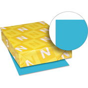 "Colored Paper - Neenah Astrobrights 22523 -  11"" x 17"" - Lunar Blue™ - 500 Sheets/Ream"