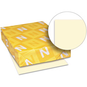 "Neenah Paper Exact Index Card Stock 49581, 110 lbs, 8-1/2"" x 11"", Ivory, 250/Pack"
