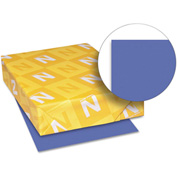 """Neenah Paper Astrobrights Colored Paper, 8-1/2"""" x 11"""", 24 lb, Violet, 500 Sheets/Ream"""