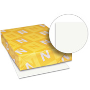 """Neenah Paper Exact Index Paper, 8-1/2"""" x 11"""", 110 lb, Smooth, White, 250 Sheets/Pack"""