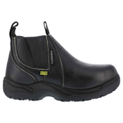 "Florsheim® FE690 Men's Quick Release 6"" Metatarsal Work Boot, Black, Size 8.5 EEE (X-Wide)"