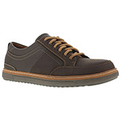 Florsheim FS2600-10.5-D Gridley Urban Casual Shoe, Plain Toe, ESD, Men's, Size 10.5
