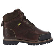 "Iron Age® IA0163 Men's 6"" Internal Met Guard Work Boot, Brown, Size 10 W"