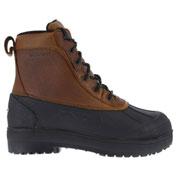 Iron Age® IA9650 Men's Molded Rubber Vamp/Waterproof Shaft Boot, Size 8.5 EW (X-Wide)