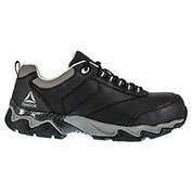 Reebok® RB1062 Men's Beamer Black Sport Oxford, Black, Size 14 W