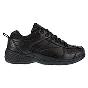 Reebok® RB1100 Men's Street Sport Jogger Oxford, Black, Size 12 M