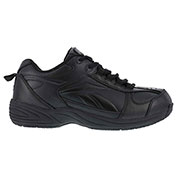 Reebok® RB1100 Men's Street Sport Jogger Oxford, Black, Size 5.5 M