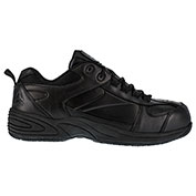 Reebok® RB1860 Men's Street Sport Jogger Oxford, Black, Size 14 M