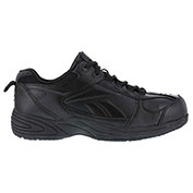 Reebok® RB1860 Men's Street Sport Jogger Oxford, Black, Size 9.5 M