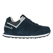 Reebok® RB1975 Men's Retro Jogger Oxford, Navy Blue, Size 4 M