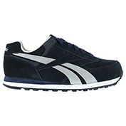 Reebok® RB1975 Men's Retro Jogger Oxford, Navy Blue, Size 8.5 M