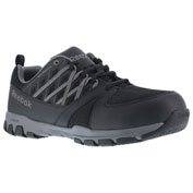 Reebok® RB4016-7-W Sublite Athletic Work Shoe, Steel Toe, Men's, Size 7