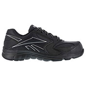 Reebok® RB4490 Men's Classic Performance Athletic Oxford, Black, Size 5 W