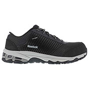 Reebok® RB4625 Men's Heckler Black Sport Oxford, Black, Size 10.5 M