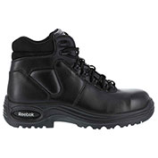 "Reebok® RB6750 Men's 6"" Sport Boot, Black, Size 4 M"