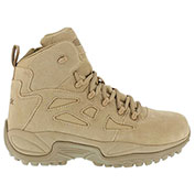 "Reebok® RB8694 Men's Stealth 6"" Boot With Side Zipper, Desert Tan, Size 10 W"