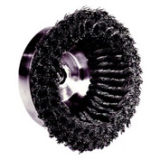 Heavy-Duty Knot Wire Cup Brushes, WEILER 12556