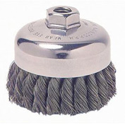 General-Duty Knot Wire Cup Brushes, WEILER 13258