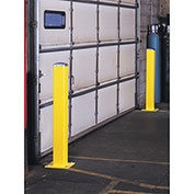 Wildeck® Safety Bollard With Galvanized Steel Cap, WG-60