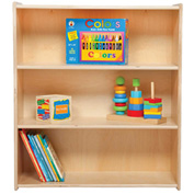 "Wood Designs™ Contender Bookshelf 33-7/8""H - Ready To Assemble"