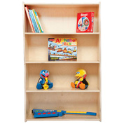 "Wood Designs™ Contender Bookshelf 46-3/4""H - Ready To Assemble"
