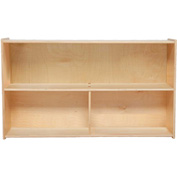 "Versatile Single Storage, Unassembled, 46-3/4""W x 12""D x 27-1/4""H"