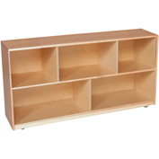 "Single Storage, 30""H, Maple"