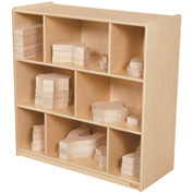 Wood Designs™ Block and Center Storage Kit 15500 / 60400