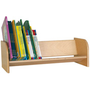 Wood Designs™ Book Display Rack